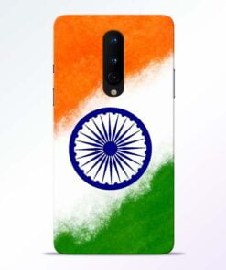 Indian Flag OnePlus 8 Mobile Cover