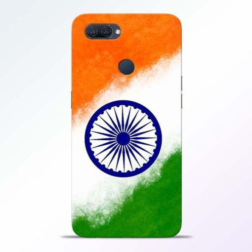 Indian Flag Oppo A12 Mobile Cover - CoversGap