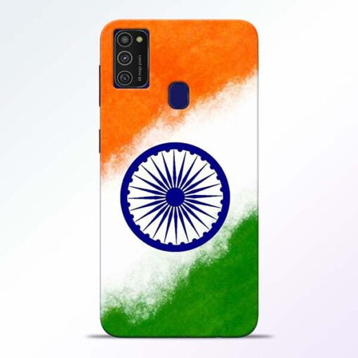 Indian Flag Samsung M21 Mobile Cover
