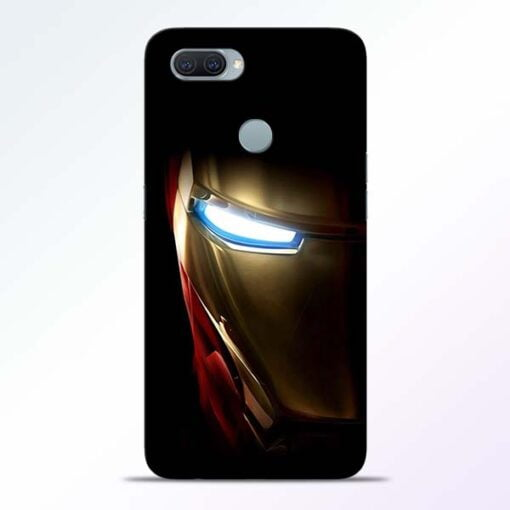 Iron Man Oppo A11K Mobile Cover - CoversGap