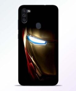 Iron Man Samsung M11 Mobile Cover - CoversGap