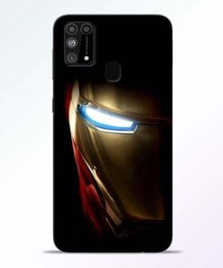 Iron Man Samsung M31 Mobile Cover