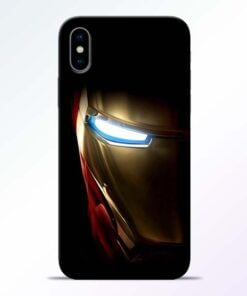 Iron Man iPhone X Mobile Cover