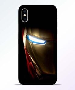 Iron Man iPhone XS Mobile Cover