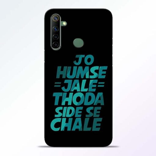 Jo Humse Jale Realme 6i Mobile Cover - CoversGap