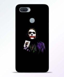 Joker Card Oppo A11K Mobile Cover - CoversGap