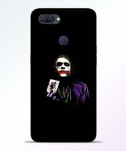 Joker Card Oppo A12 Mobile Cover - CoversGap