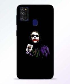 Joker Card Samsung M21 Mobile Cover
