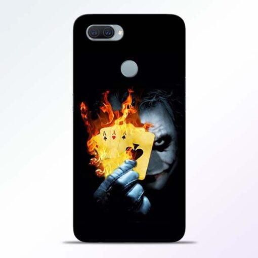 Joker Shows Oppo A11K Mobile Cover - CoversGap