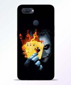 Joker Shows Oppo A12 Mobile Cover - CoversGap