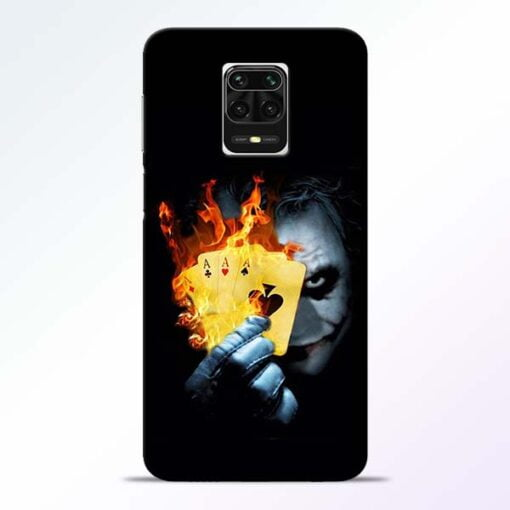 Joker Shows Redmi Note 9 Pro Max Mobile Cover
