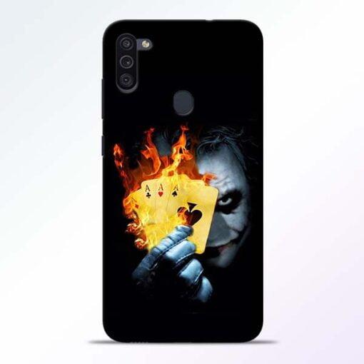 Joker Shows Samsung M11 Mobile Cover - CoversGap
