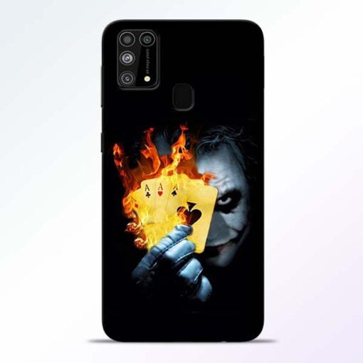 Joker Shows Samsung M31 Mobile Cover