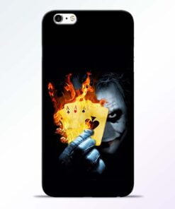 Joker Shows iPhone 6s Mobile Cover