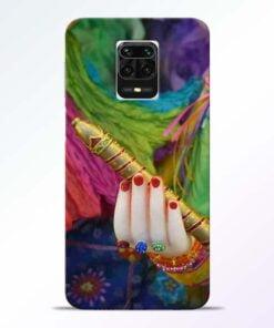 Krishna Hand Redmi Note 9 Pro Max Mobile Cover