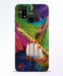 Krishna Hand Samsung M31 Mobile Cover