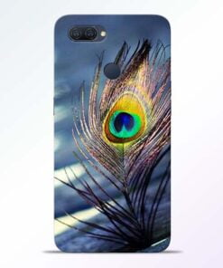 Krishna More Pankh Oppo A12 Mobile Cover - CoversGap