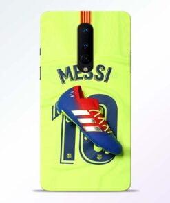 Leo Messi OnePlus 8 Mobile Cover