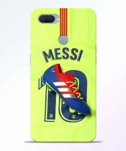 Leo Messi Oppo A11K Mobile Cover - CoversGap