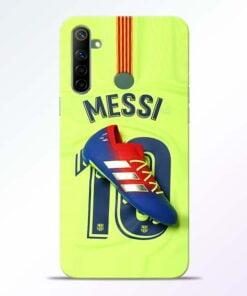 Leo Messi Realme 6i Mobile Cover - CoversGap