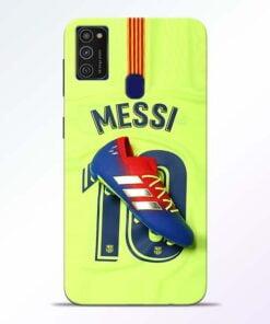 Leo Messi Samsung M21 Mobile Cover