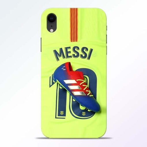 Leo Messi iPhone XR Mobile Cover