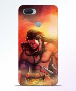 Lord Mahadev Oppo A11K Mobile Cover - CoversGap