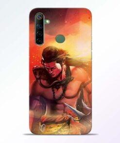 Lord Mahadev Realme 6i Mobile Cover - CoversGap