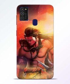 Lord Mahadev Samsung M21 Mobile Cover
