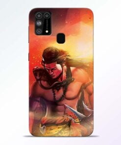Lord Mahadev Samsung M31 Mobile Cover