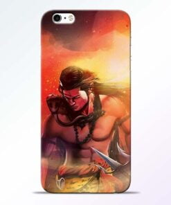 Lord Mahadev iPhone 6s Mobile Cover