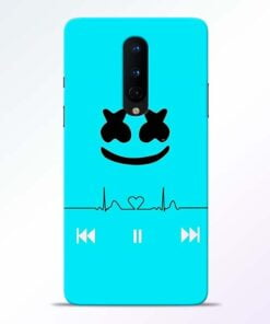 Marshmello Song OnePlus 8 Mobile Cover