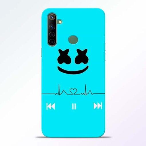 Marshmello Song Realme 6i Mobile Cover - CoversGap