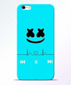 Marshmello Song iPhone 6 Mobile Cover