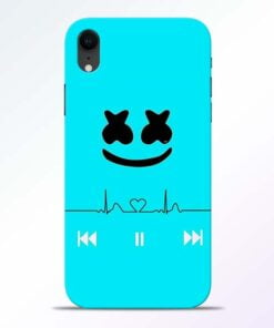 Marshmello Song iPhone XR Mobile Cover