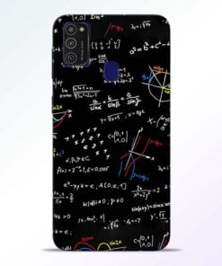 Math Lover Samsung M21 Mobile Cover