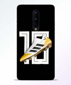 Messi 10 OnePlus 8 Mobile Cover