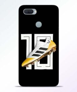 Messi 10 Oppo A11K Mobile Cover - CoversGap