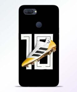 Messi 10 Oppo A12 Mobile Cover - CoversGap