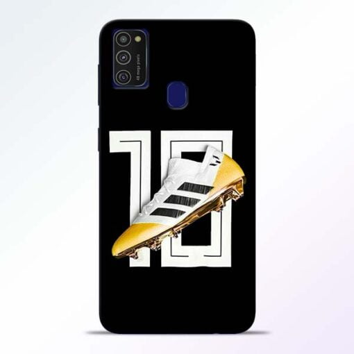Messi 10 Samsung M21 Mobile Cover