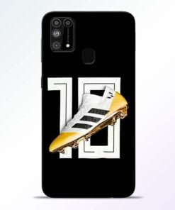 Messi 10 Samsung M31 Mobile Cover