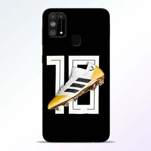 Messi 10 Samsung M31 Mobile Cover