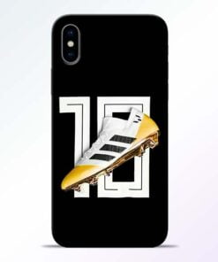 Messi 10 iPhone X Mobile Cover