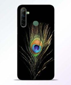 Mor Pankh Realme 6i Mobile Cover - CoversGap