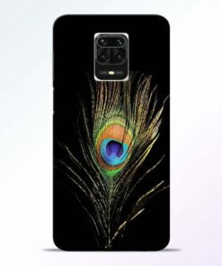 Mor Pankh Redmi Note 9 Pro Max Mobile Cover