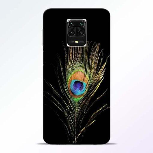Mor Pankh Redmi Note 9 Pro Max Mobile Cover