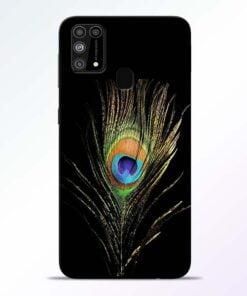 Mor Pankh Samsung M31 Mobile Cover