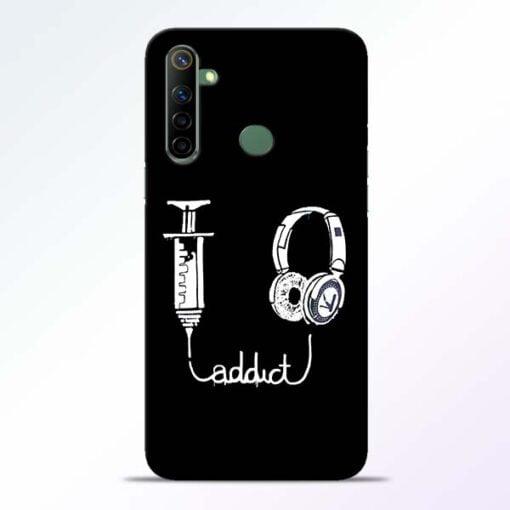Music Addict Realme 6i Mobile Cover - CoversGap
