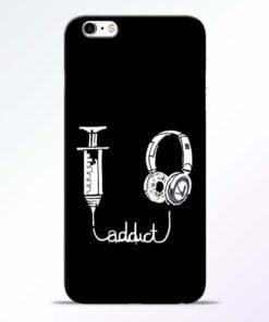 Music Addict iPhone 6 Mobile Cover