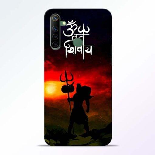 Om Mahadev Realme 6i Mobile Cover - CoversGap